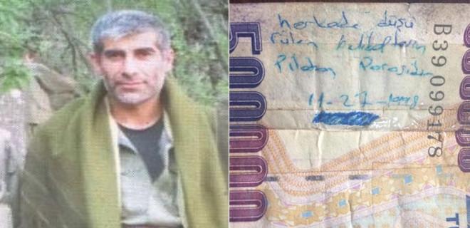 Kırmızı listedeki PKK'lı terörist Sefer Açar öldürüldü