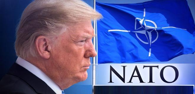 Trump: NATO'dan çıkarız ama gerek yok