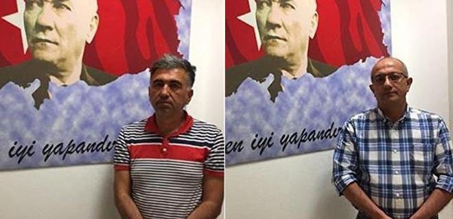 AA: MİT, Azerbaycan ve Ukrayna'dan iki üst düzey FETÖ mensubunu Türkiye'ye getirdi