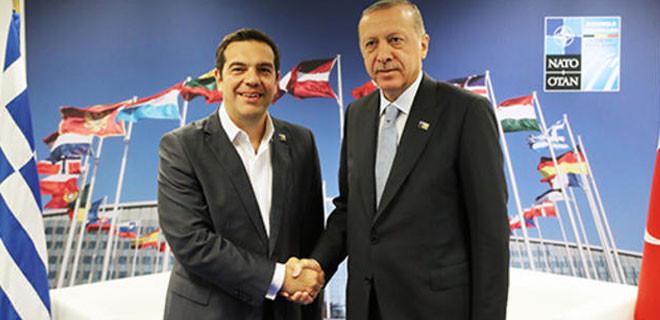 Çipras'tan Erdoğan'la görüşme açıklaması: Kolay değildi