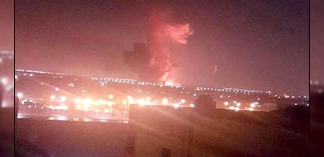 Son dakika! Kahire Havalimanı'nda büyük patlama