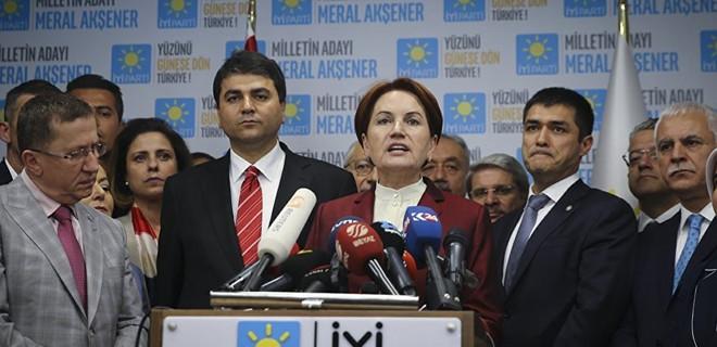 İYİ Parti'de 'HDP' depremi!