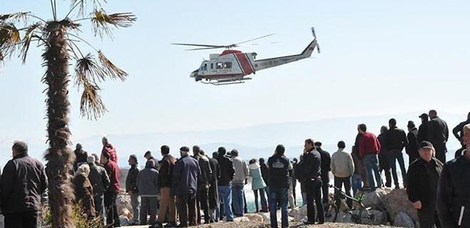 Çeşme açıklarında mahsur kalan göçmenler için kurtarma operasyonu