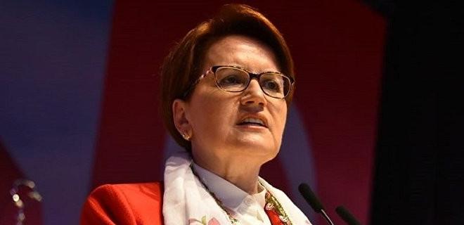 MHP'den, Meral Akşener hakkında suç duyurusu…