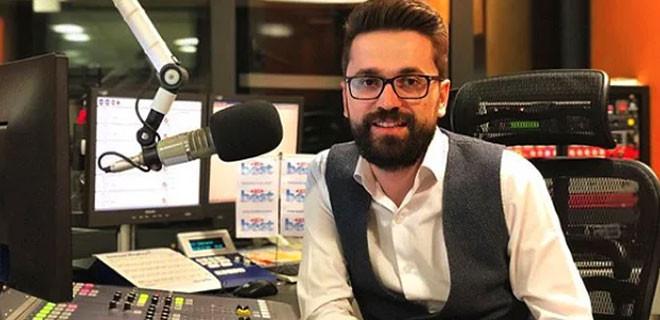 Best FM'de program yapan sunucunun zor anları!