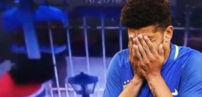 Brezilyalı futbolcunun annesi kaçırıldı