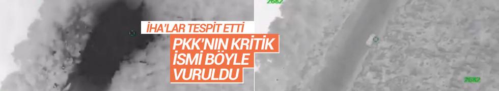 Son Dakika! PKK'nın lojistik sorumlusu öldürüldü