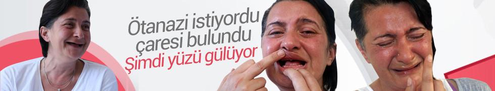 """""""Delirten"""" hastalıktan Ankara'da kurtuldu"""