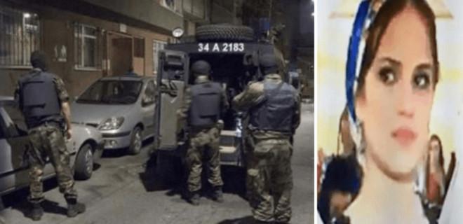 DEAŞ yöneticisinin eşi İstanbul'da yakalandı!