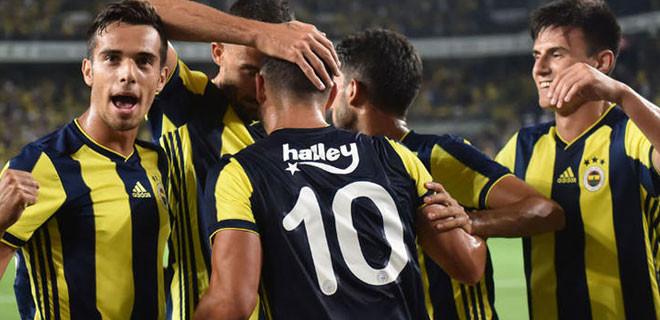 Fenerbahçe 3-3 Feyenoord…