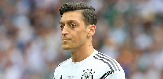 Mesut Özil, Almanya Milli Takımı'nı bıraktı…