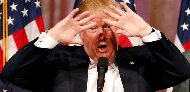 Donald Trump'a açık tehdit!