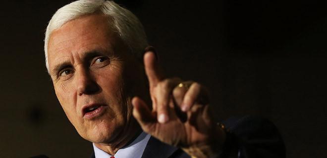 ABD Başkan Yardımcısı Pence'den Rahip Brunson açıklaması…