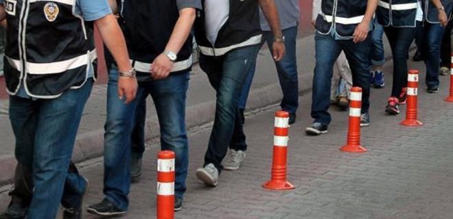 Gazi Üniversitesi eski çalışanı 19 kişiye gözaltı kararı…
