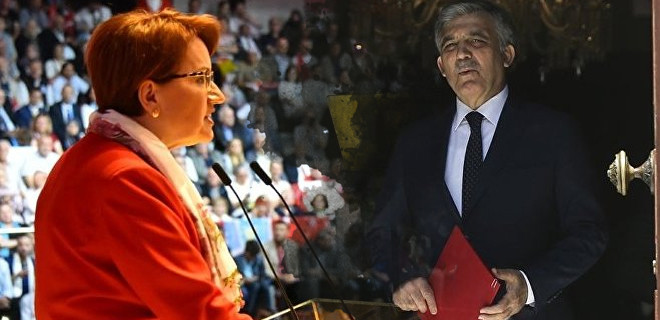 İYİ Parti'nin kuruluşunda Abdullah Gül de vardı' iddiası…