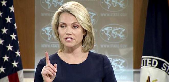 ABD'den Türkiye açıklaması: Müzakere süreci devam ediyor