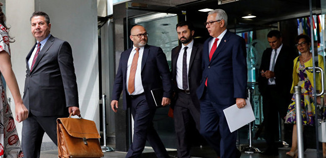Türk heyeti masada ABD'li yetkililerin şantajıyla karşılaştı