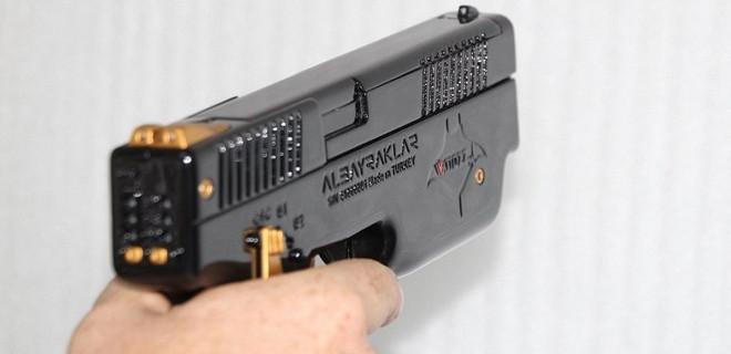 Milli enerji silahı 'Wattozz' ilk kez görüntülendi