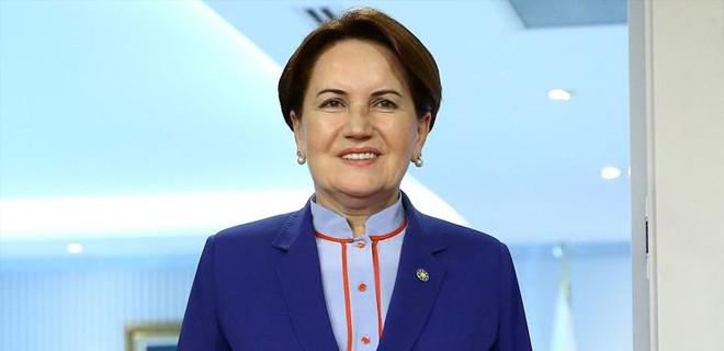 İYİ Parti Genel Başkanı Akşener: Hükümetin yanındayız!