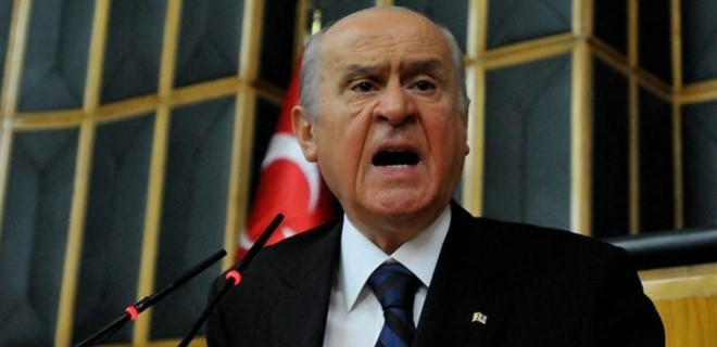 MHP lideri Bahçeli ateş püskürdü: Ederi bir dolar eden hainler