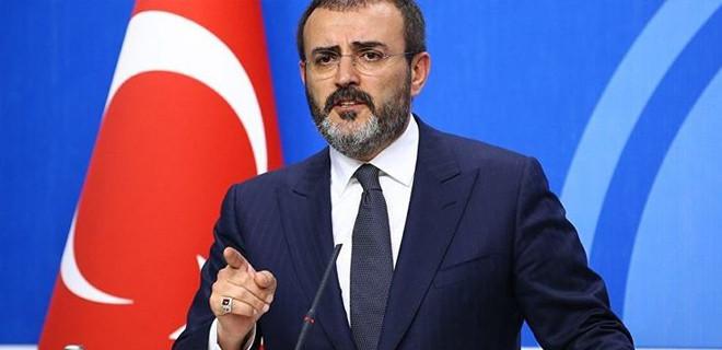 Mahir Ünal'dan Kılıçdaroğlu'na tepki