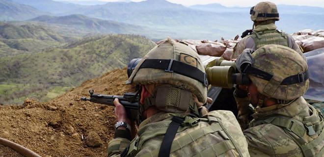 Şırnak'ta şehit edilen 2 askerin intikamı alındı!