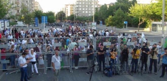 HDP'ye Diyarbakır'da büyük şok!