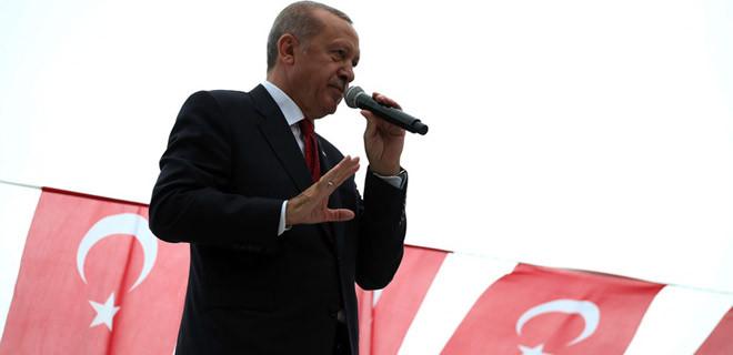 Başkan Erdoğan: Oyununuzu gördük, meydan okuyoruz