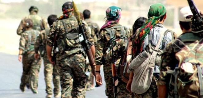 YPG/PKK'dan Münbiç'te tehlikeli hamle...