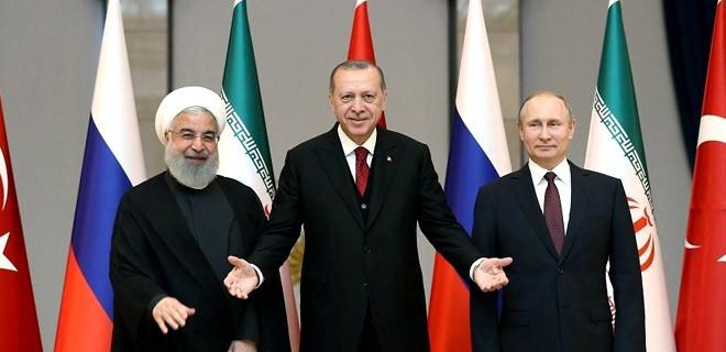 Eğer Türkiye, İran, Rusya ve Çin birleşirse…