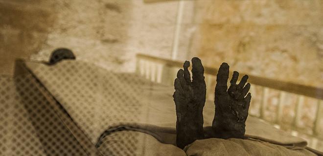 Mısır mumyalarının formülü bulundu