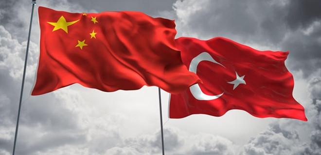 Çin Türkiye ile başlıyor...