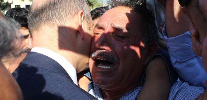 Şehit babası böyle intikam istedi!