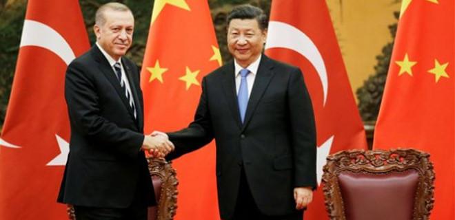 Çin'den Türkiye'ye önemli destek!