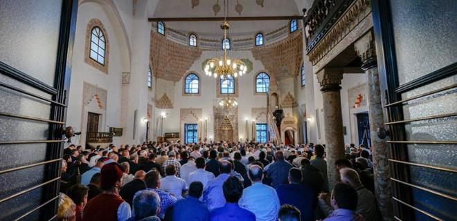 İslam alemi tek ses oldu 'Allahû Ekber'