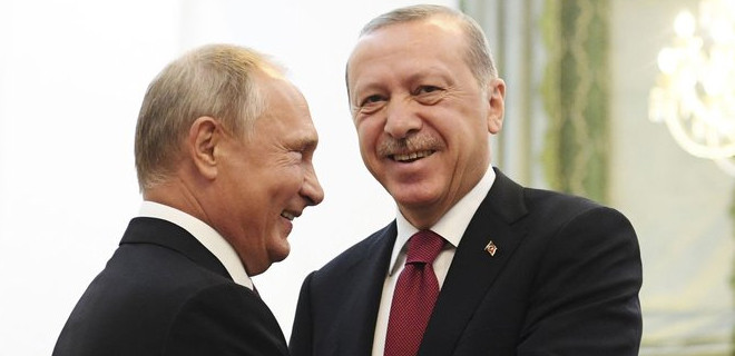Erdoğan ile Putin, İdlib için Soçi'de buluşacaklar ...