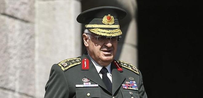 Genelkurmay Başkanı Güler İdlib'deki komutanlarla görüştü