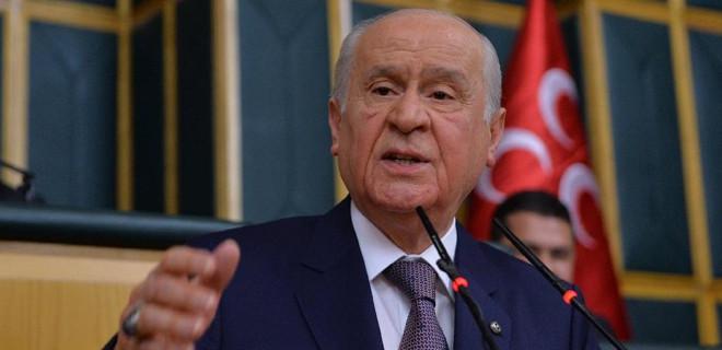 MHP lideri Bahçeli'den Alaattin Çakıcı tepkisi!
