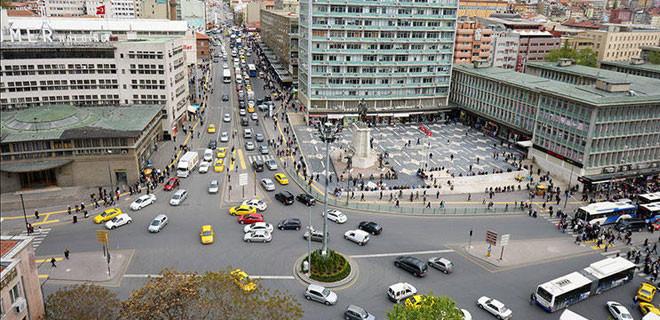 Ankara'nın dev projesine onay! Ulus trafiği yer altına alınacak...