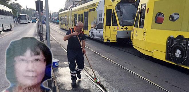 Tramvayın çarptığı Japon turist hayatını kaybetti!