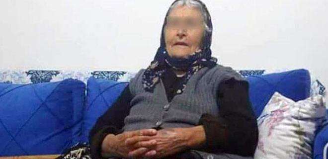 Kırşehir'de yaşlı kadını öldürüp gasp ettiler!