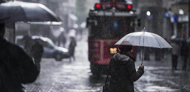 Meteoroloji 5 günlük hava tahminini yayınladı