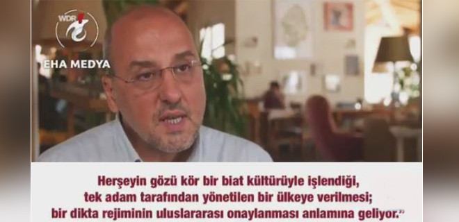 Ahmet Şık'tan tartışma yaratan EURO 2024 çıkışı…