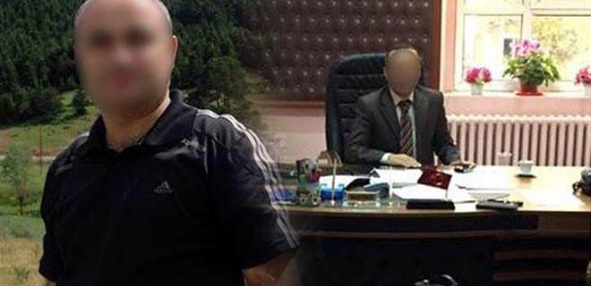 Edirne'de müdür ile öğretmen yumruk yumruğa kavga etti!