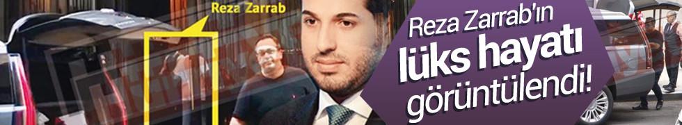 Reza Zarrab'ın New York'ta lüks hayatı görüntülendi!