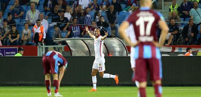 Trabzonspor kendi evinde mağlup oldu!