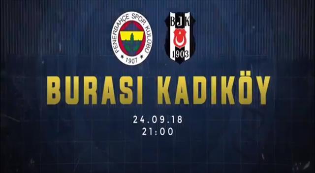 Fenerbahçe'den Beşiktaş'a mesaj
