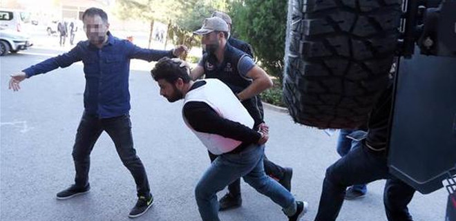 Yusuf Nazik Ankara Adliyesine getirildi!