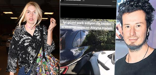Aleyna Tilki: Kaza değildi inatlaştık