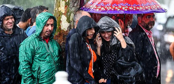 Meteoroloji'den kritik İstanbul açıklaması